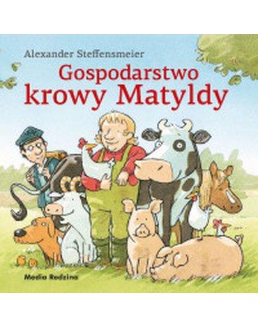 Media Rodzina - Gospodarstwo krowy Matyldy