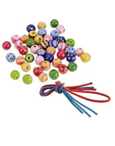 GOKI Zestaw modnych koralików Beads