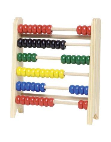 Goki® - Małe liczydło drewniane dla początkujących matematyków