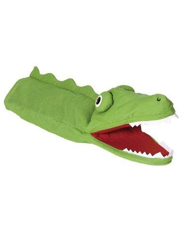 Goki® - Pacynka na rękę Aligator