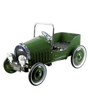Goki® - Goki Samochód zielony na pedały