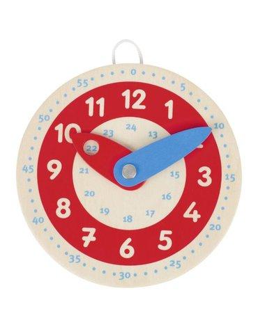Goki® - Podręczny zegar drewniany