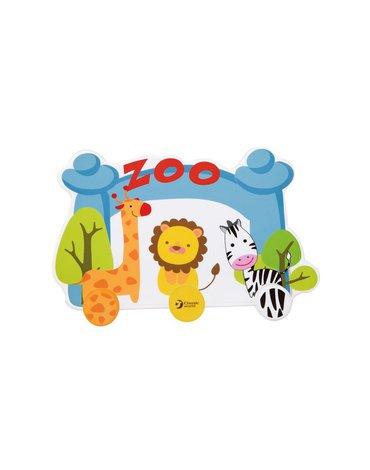 ClassicWorld - Wieszak na ubrania Zoo