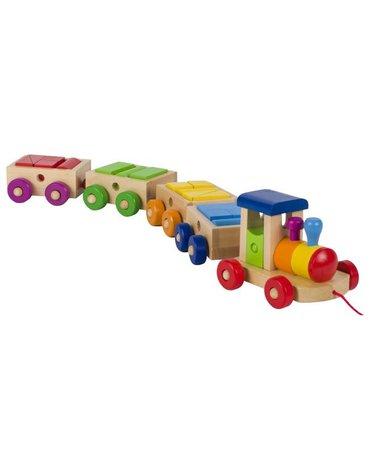 Goki® - Pociąg z klockami Filadelfia