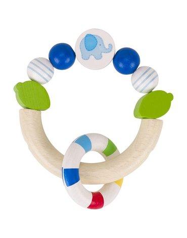 Heimess - Pierścień dotykowy Słonik niebieski