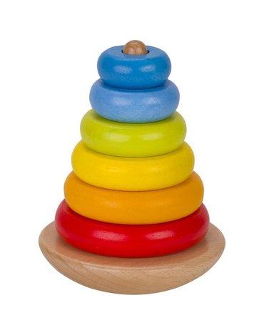 Goki - Balansująca wieża z pierścieniami