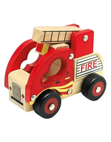 Bino - Autko drewniane - Straż pożarna