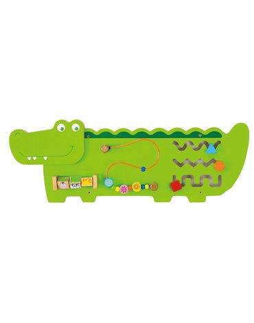Viga - Układanka panel ścienny - Krokodyl