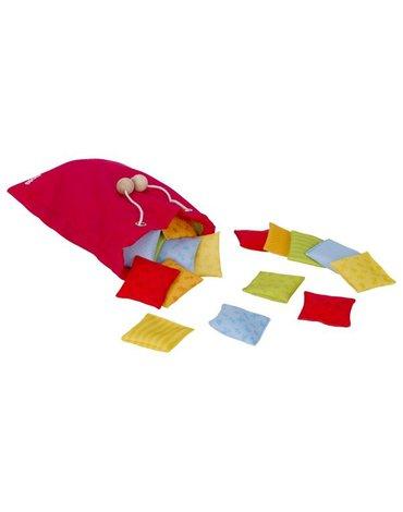 Goki® - Gra poczuj parę - dotykowe poduszeczki