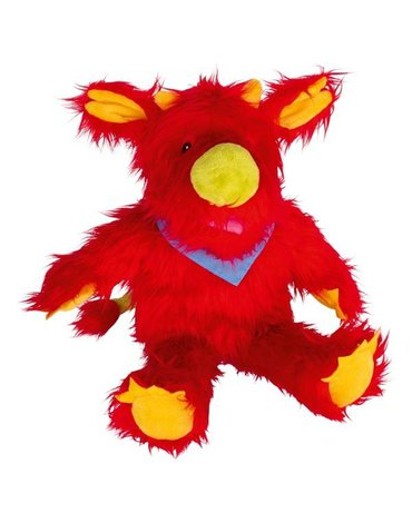 Goki® - Pacynka na rękę kudłaty potwór Hardi
