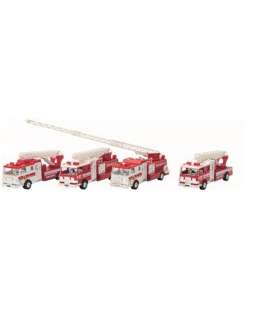Goki® - Straż pożarna z dźwiękiem i światłem