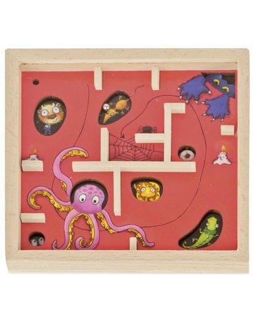 Goki - Gra zręcznościowa labirynt w jaskini