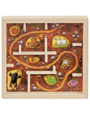 Goki - Gra zręcznościowa labirynt pod ziemią