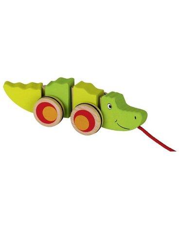 Goki - Krokodyl na sznurku