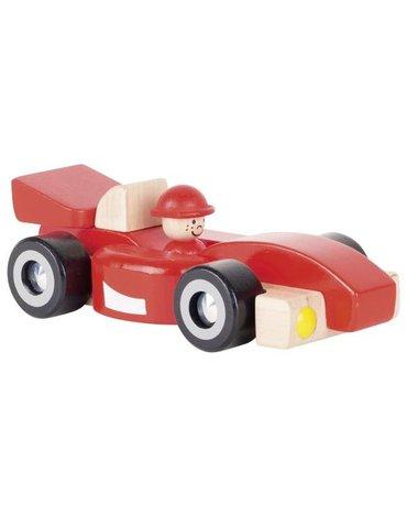Goki - Wyścigówka czerwona
