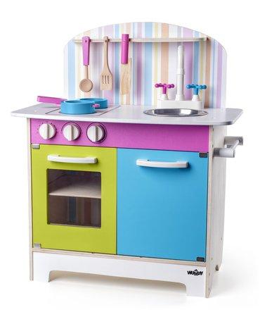 Woody - Kuchnia drewniana dla dziecka Julia