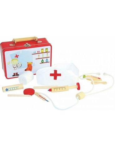 Woody - Walizka lekarza zabawka dla dzieci