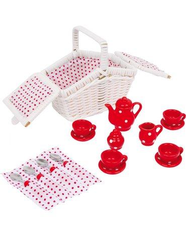 Sfd - Kosz piknikowy dla lalek Tina