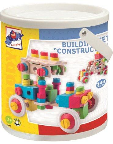 Woody - Zestaw konstrukcyjny - 144elementów