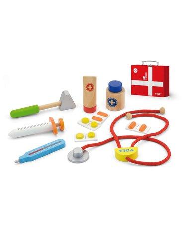 Viga - Walizka lekarska - zestaw małego doktora