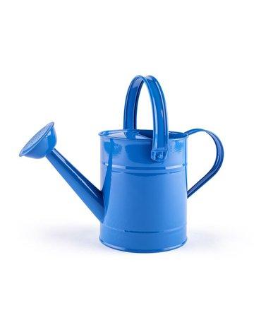 Woody - Konewka dla dziecka metalowa niebieska