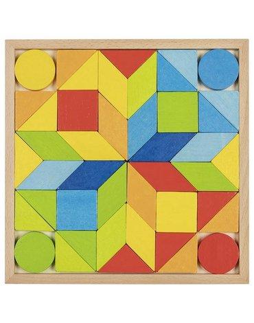 Goki® - Puzzle mozaika tangram