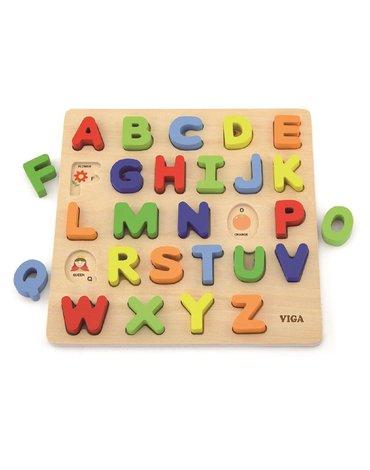 Viga - Układanka 3D alfabet