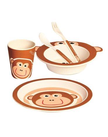 Mertens - Naczynia z bambusa małpka