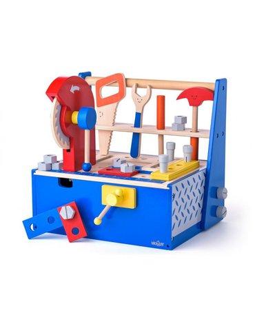 Woody - Warsztat nablatowy - skrzynia z narzędziami