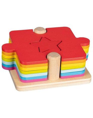 Goki® - Puzzle i gra kształty