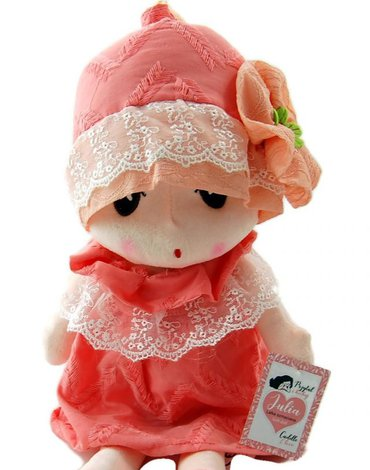 Przytul i kochaj - Lalka Julia