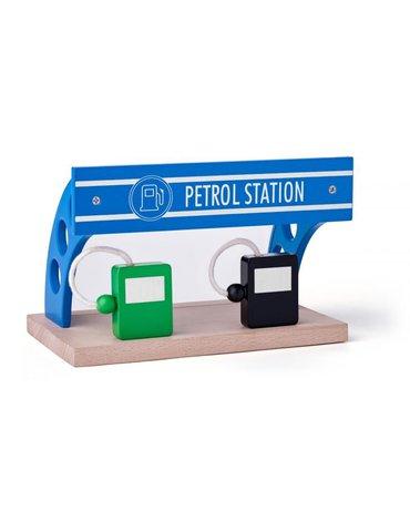 Woody - Stacja benzynowa