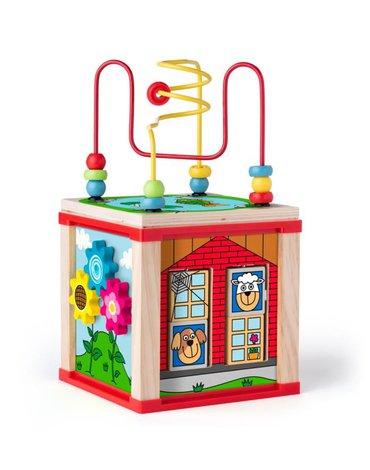 Woody - Kostka aktywności mały domek