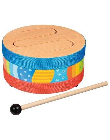Goki® - Bębenek z drewnianą membraną