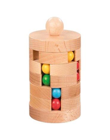 Goki - Gra logiczna wieża z kulkami