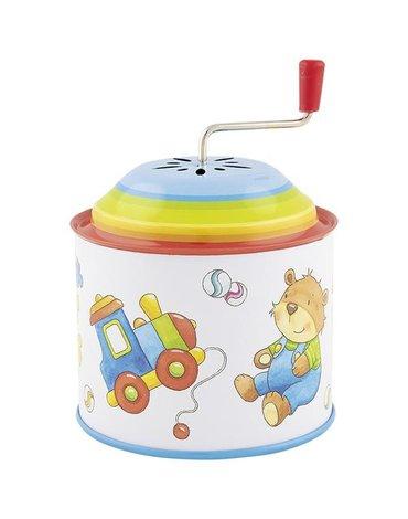 Goki® - Goki katarynka z zabawkami