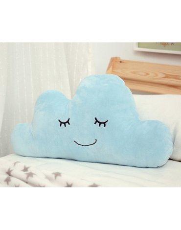 Poduszka Chmurka, niebieska, Kiokids