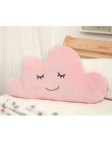Poduszka Chmurka, różowa, Kiokids