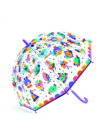 Djeco - Parasol przeciwdeszczowy TĘCZA DD04705