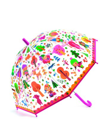 Djeco - Parasol przeciwdeszczowy LAS DD04706