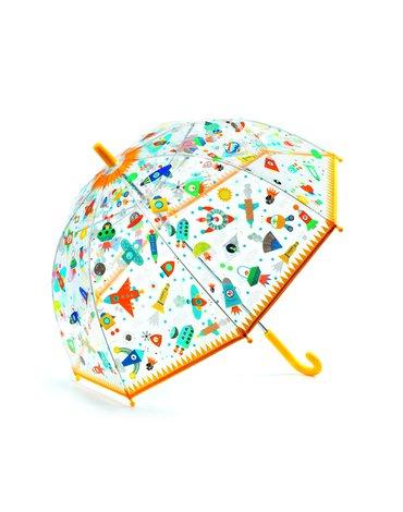 Djeco - Parasol przeciwdeszczowy RAKIETY  DD04707