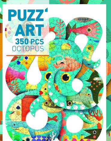 Djeco - Puzzle galery OŚMIORNICA 350 elem.DJ07651