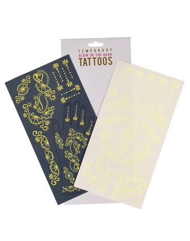 Tatuaże fluorescencyjne dla dzieci, Mystical, Rex London