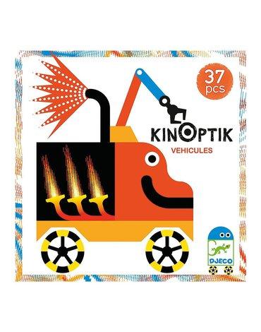 Djeco - Kinoptik POJAZDY DJ05601