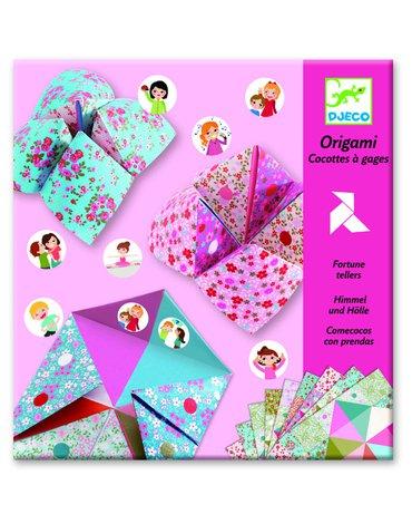 Djeco - Papier do origami DJ08773