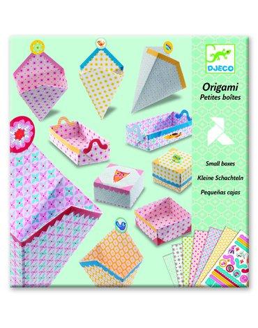 Djeco - Origami - PUDEŁECZKA DJ08774