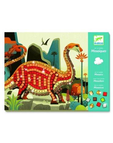 Djeco - Mozaiki DINOZAURY DJ08899