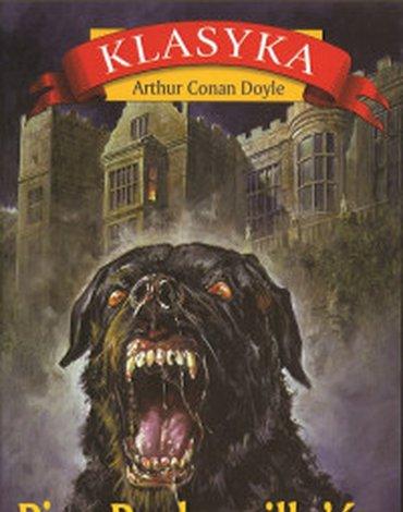 Rytm Oficyna Wydawnicza - Pies Baskerville'ów, wydanie 3