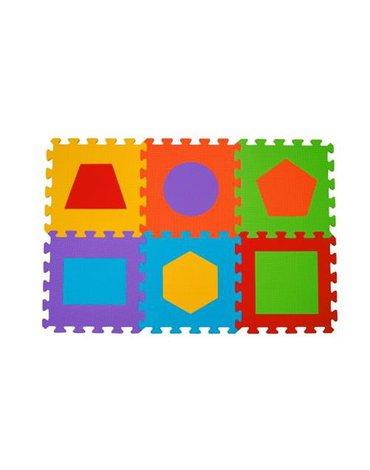 BABYONO - 279 Puzzle piankowe 6szt figury