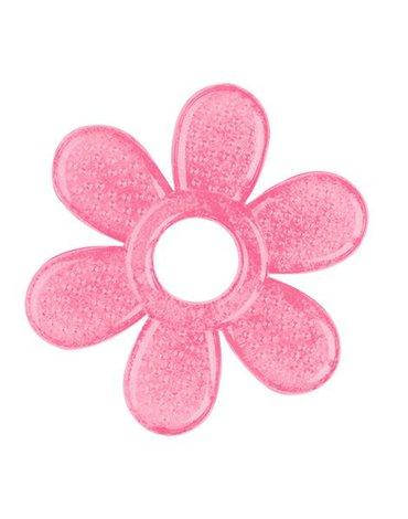 BABYONO - 1060 Żelowy gryzak dla niemowląt kwiatek